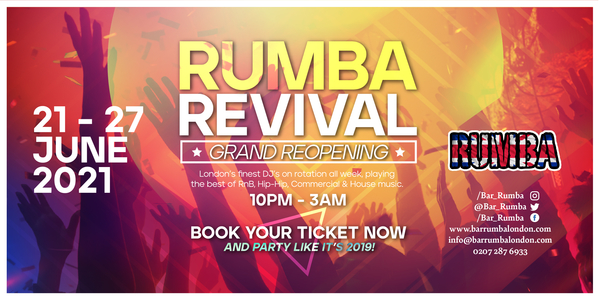 Rumba reopening